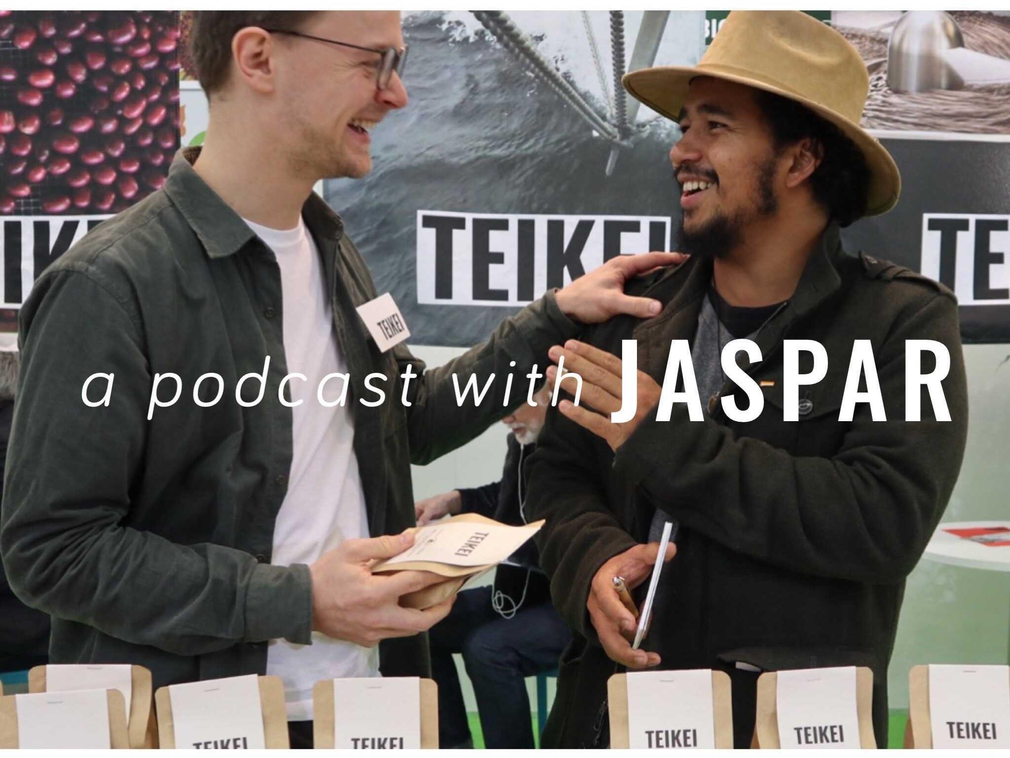 Jaspar und Esteban auf der Biofach 2020